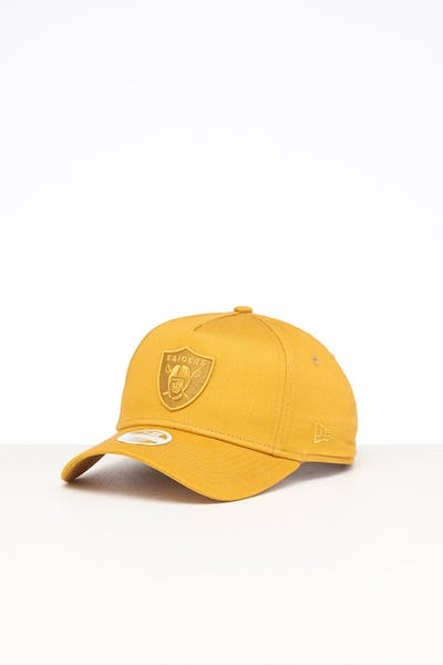Women's Raiders 9FORTY A-Frame Strapback