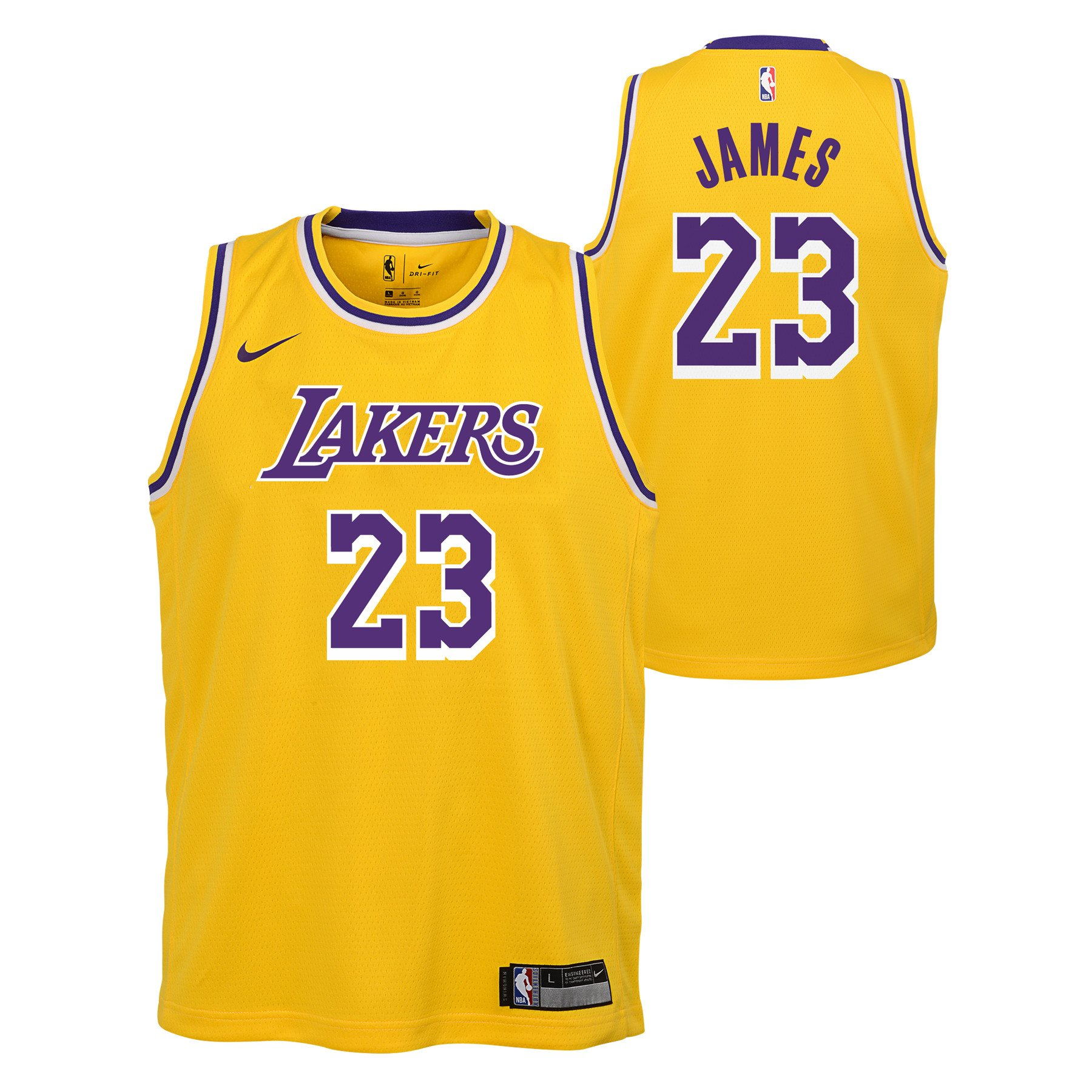 Nike Kids Los Angeles Lakers LeBron