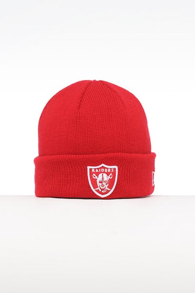 Infant Raiders 6 Dart Cuff Beanie