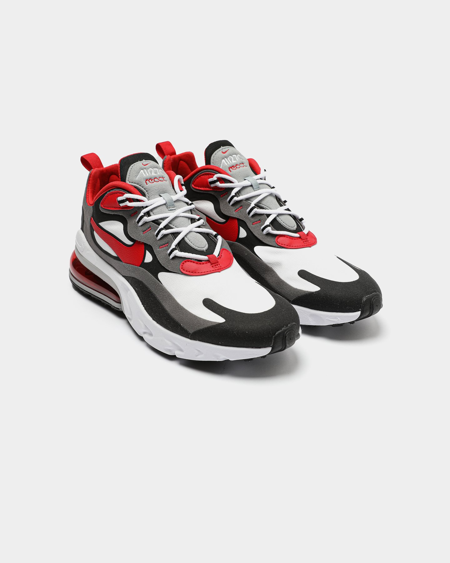 air max 270 react red and white