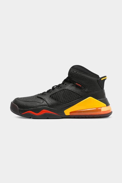 Jordan Air Jordan Mars 270 Black/Orange/Amarillo