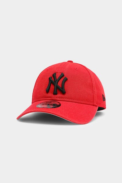 New York Yankees Canvas 9FORTY MLB Strapback