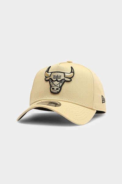Chicago Bulls Vegas 9FORTY A-Frame NBA Snapback