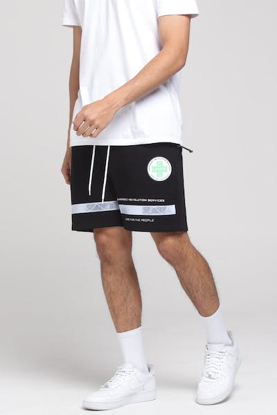 Carré ERS Sweat Shorts Black