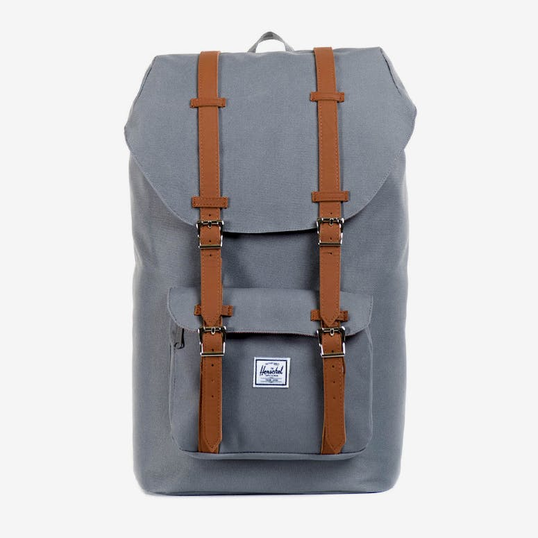 Little America Backpack Grey