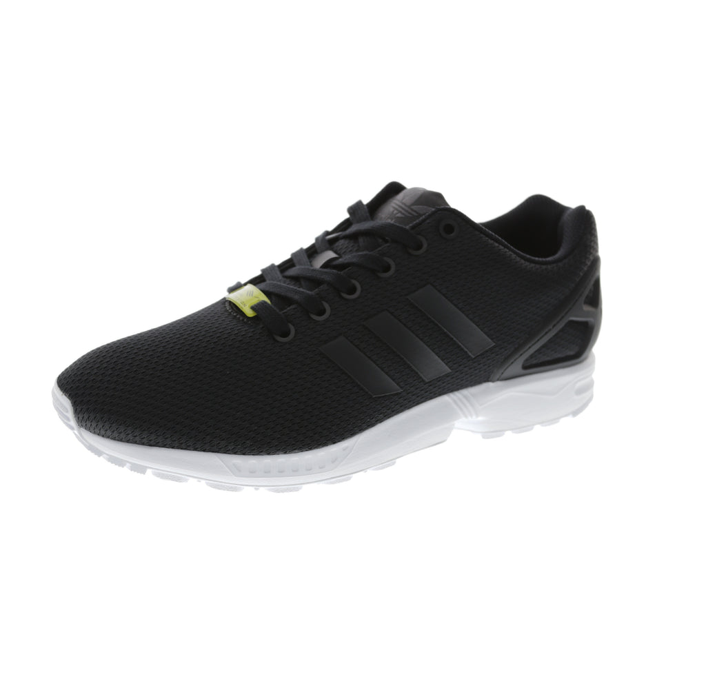 adidas zx flux mens black and white