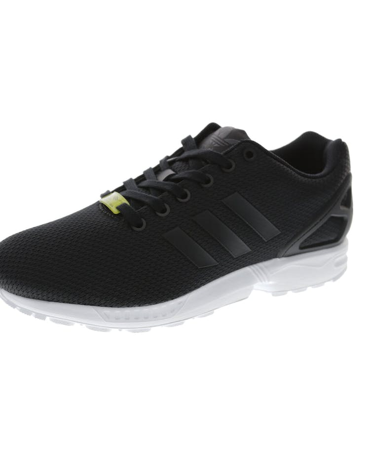 best website 8e09e b73c0 ZX Flux Black/white