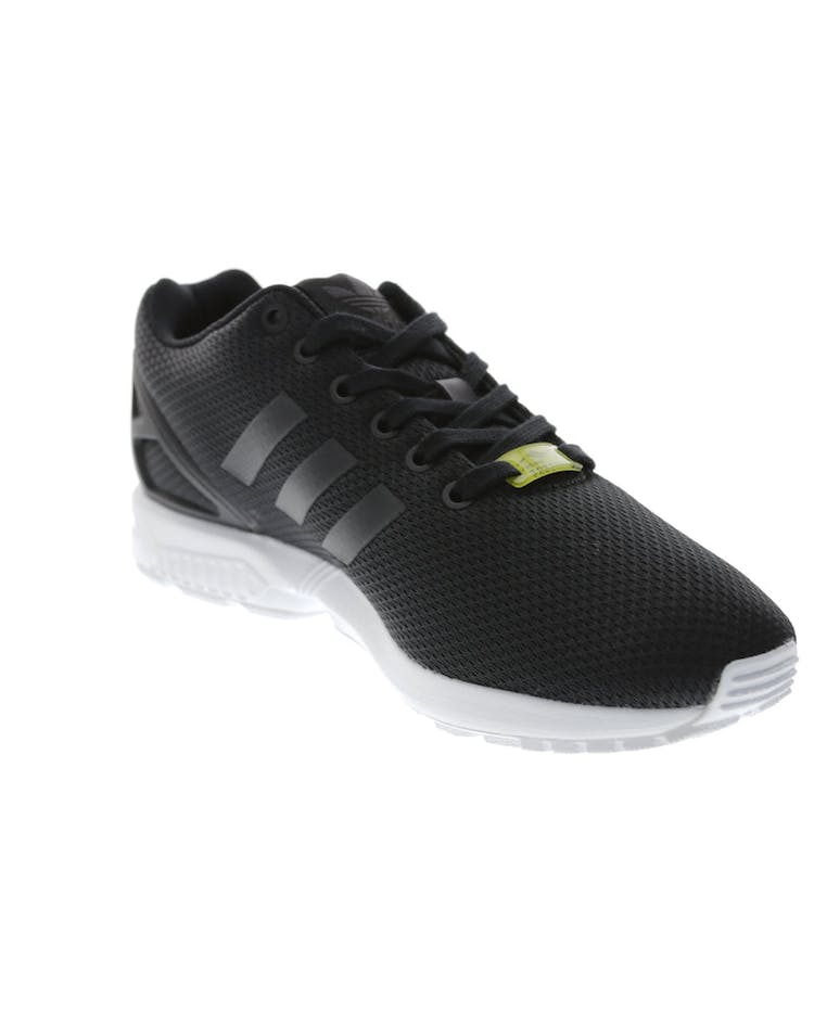 b814cd7ea260c Adidas Originals ZX Flux Black white – Culture Kings