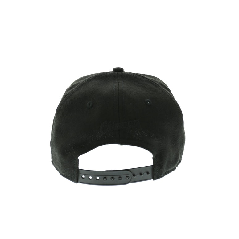 White Sox A-frame Snapback Black/white