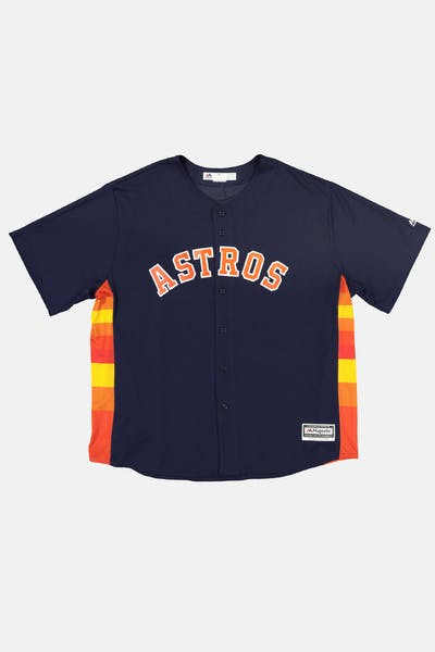 Majestic Athletic Astros ALT Cool Base Jersey Navy