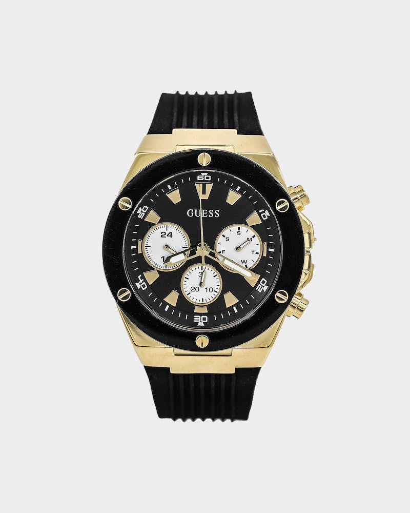 Guess Mainline Poseidon Black Gold