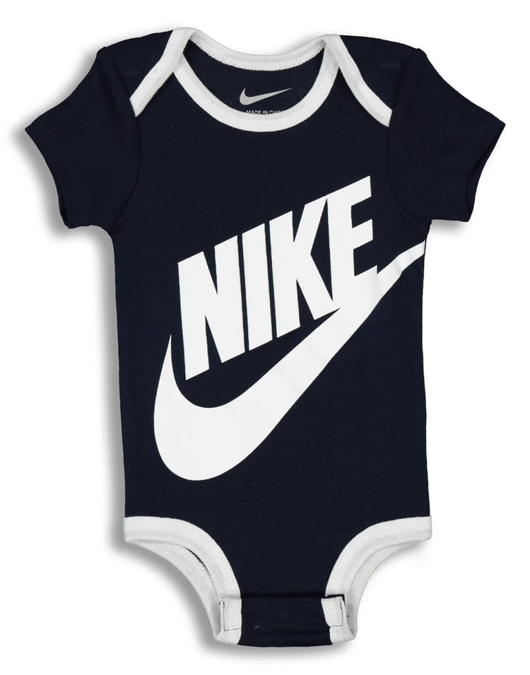 Nike Futura Three-Piece Infant Set Obsidian