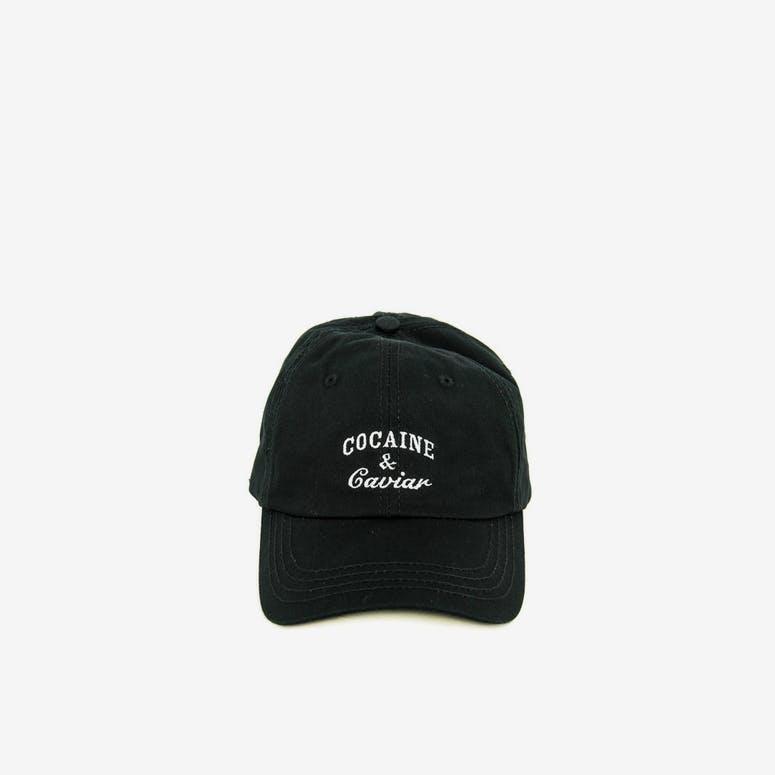 Crooks   Castles Cocaine   Caviar Dad Hat Black – Culture Kings ff4349d9bc6c