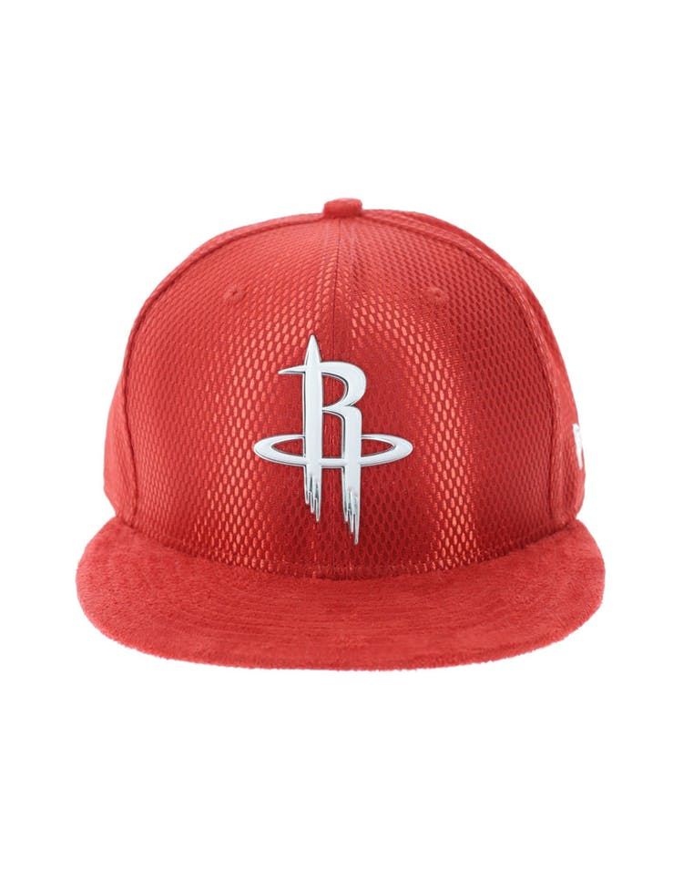 new product 965be b1c2e New Era Houston Rockets 59FIFTY Fitted Red – Culture Kings