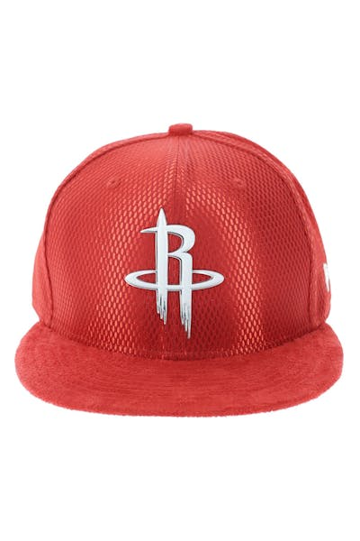 New Era Houston Rockets 59FIFTY Fitted Red