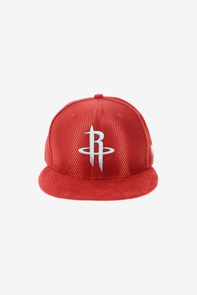 New Era Houston Rockets 5950 Fitted Red