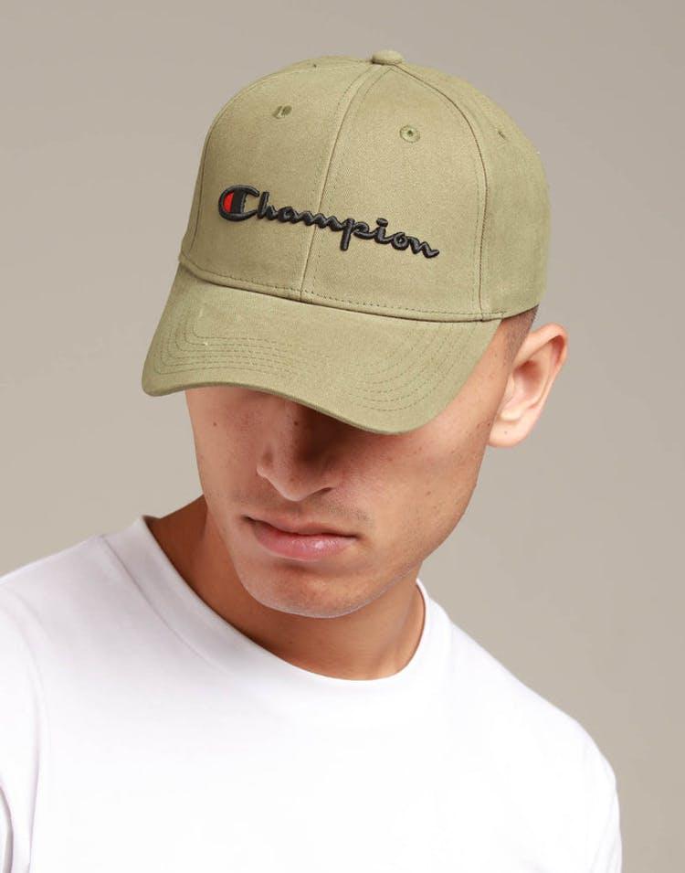 b88d908b4fce6a Champion Classic Twill Hat Cargo Olive – Culture Kings