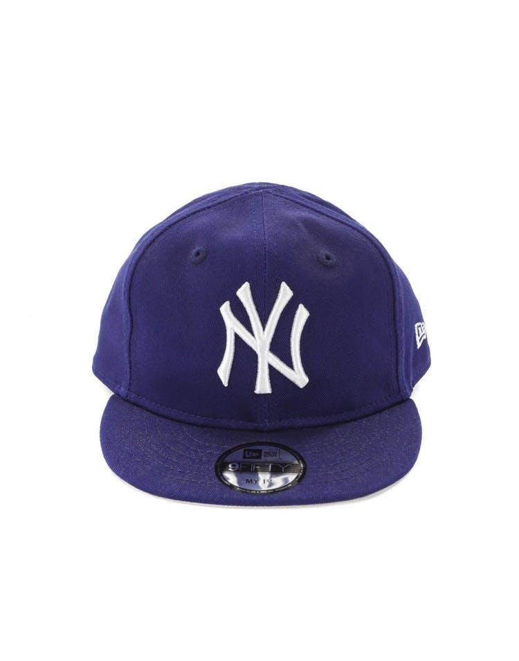 e8aa68ebfeeba New Era My 1st New York Yankees 950 Snapback Dark Blue – Culture Kings