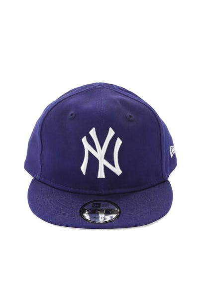 058e02717e5 New Era My 1st New York Yankees 9FIFTY Snapback Dark Blue