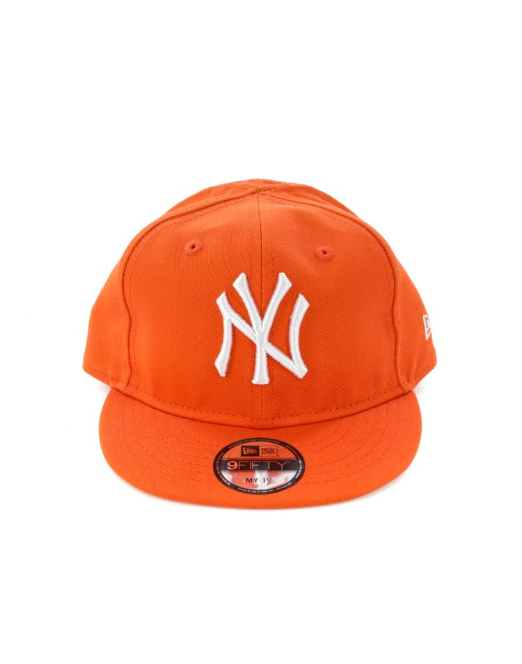 big sale f7c31 d3824 New Era My 1st New York Yankees 9FIFTY Snapback Orange – Culture Kings