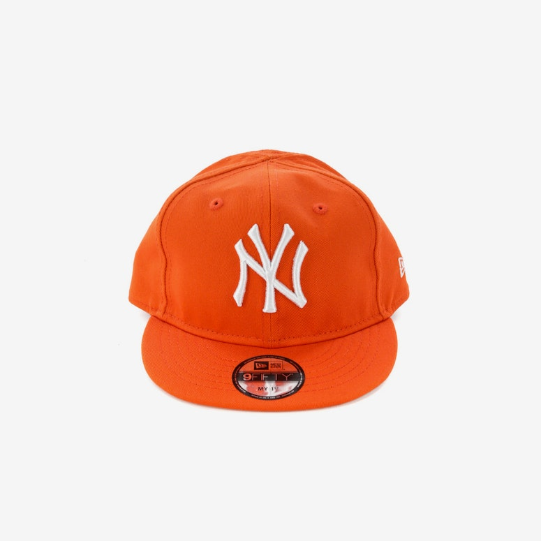 87874cd217f New Era My 1st New York Yankees 950 Snapback Orange – Culture Kings