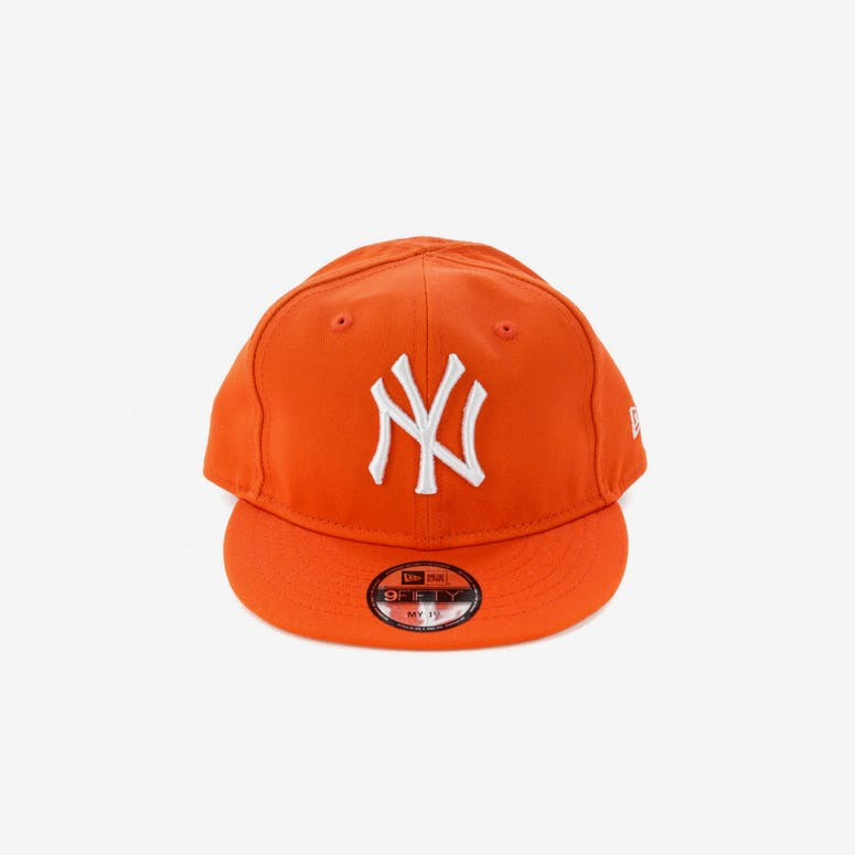afd9913d882 New Era My 1st New York Yankees 9FIFTY Snapback Orange – Culture Kings