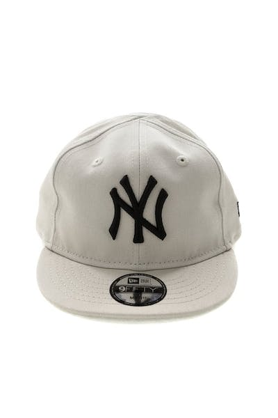 9dc9a3878e7 New Era My 1st New York Yankees 9FIFTY Snapback Stone