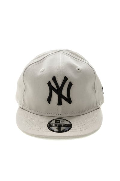 cd638ef859a New Era My 1st New York Yankees 9FIFTY Snapback Stone