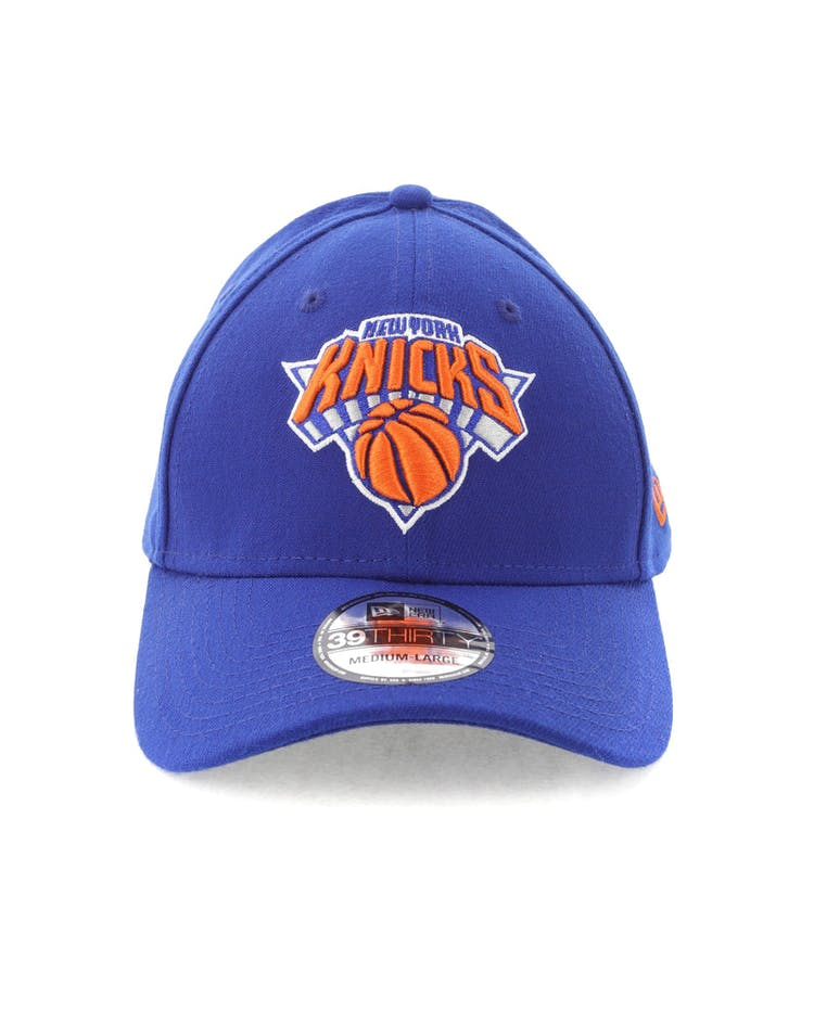 outlet store b980b 8022c New Era New York Knicks 3930 Stretch Fit Royal