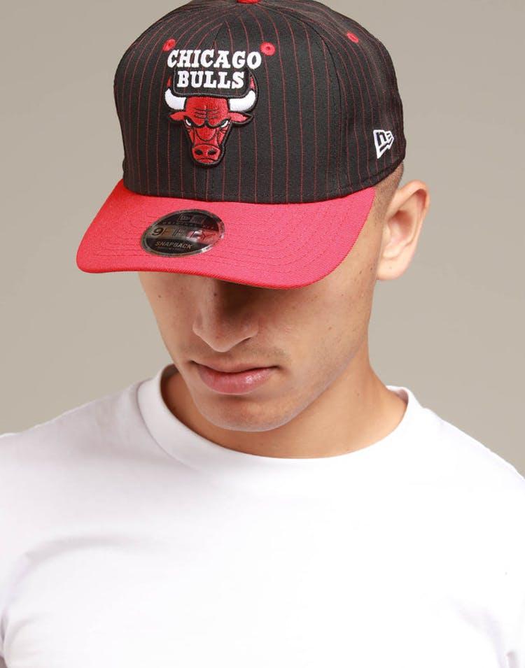 best website 25d56 03a76 New Era Chicago Bulls 9FIFTY Original Fit Snapback Black