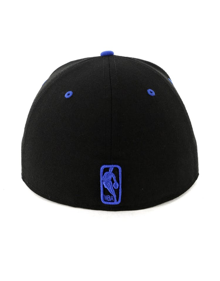 hot sale online a0742 0458d New Era Oklahoma City Thunder 59FIFTY Fitted Black