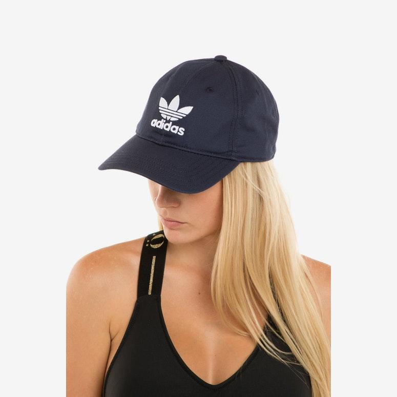 7c664d8c756 Adidas Women s Trefoil Cap Navy – Culture Kings