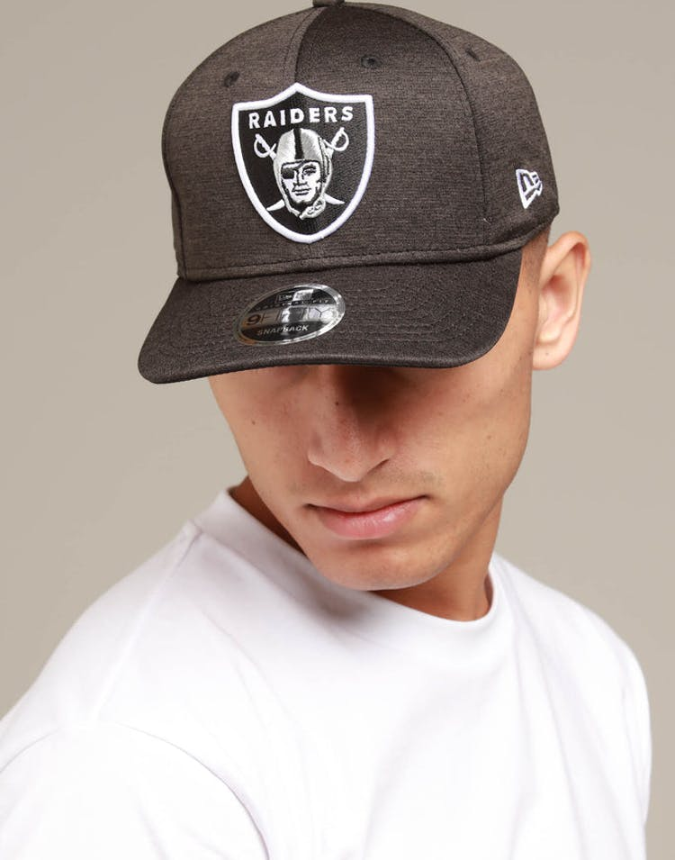 5373aaf8 New Era Raiders 9FIFTY Original Fit Snapback Black – Culture Kings