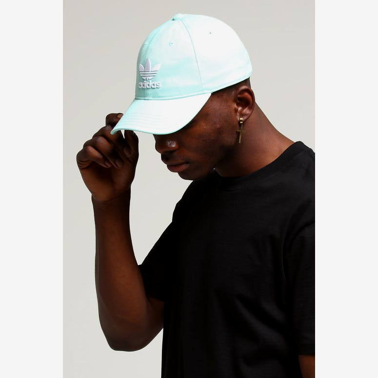 f3f67b5fa7a Adidas Trefoil Cap Mint White – Culture Kings