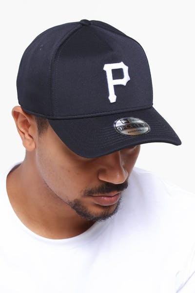 on sale 53dea 2e6f1 New Era Pittsburgh Pirates 9FORTY A-Frame Neo Snapback Navy ...