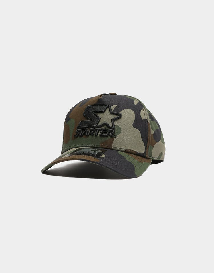 Starter Hype Throwback Snapback Camo