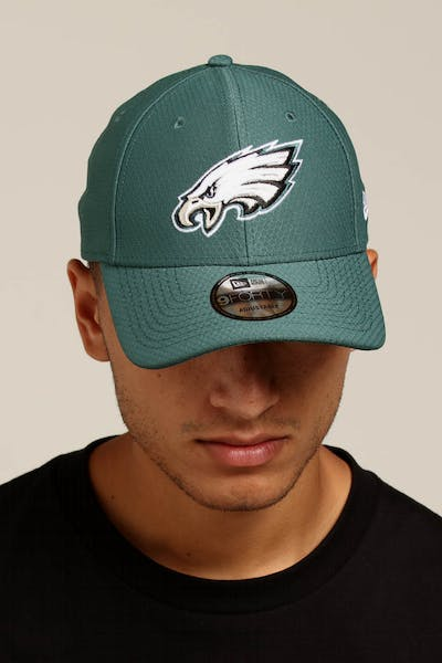 New Era Philadelphia Eagles 9FORTY Hook N Loop Green