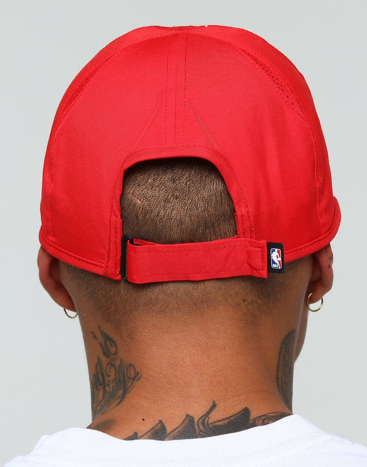 2d9fcf47 Nike Chicago Bulls Arobill Featherlight Cap Red/Black – Culture Kings