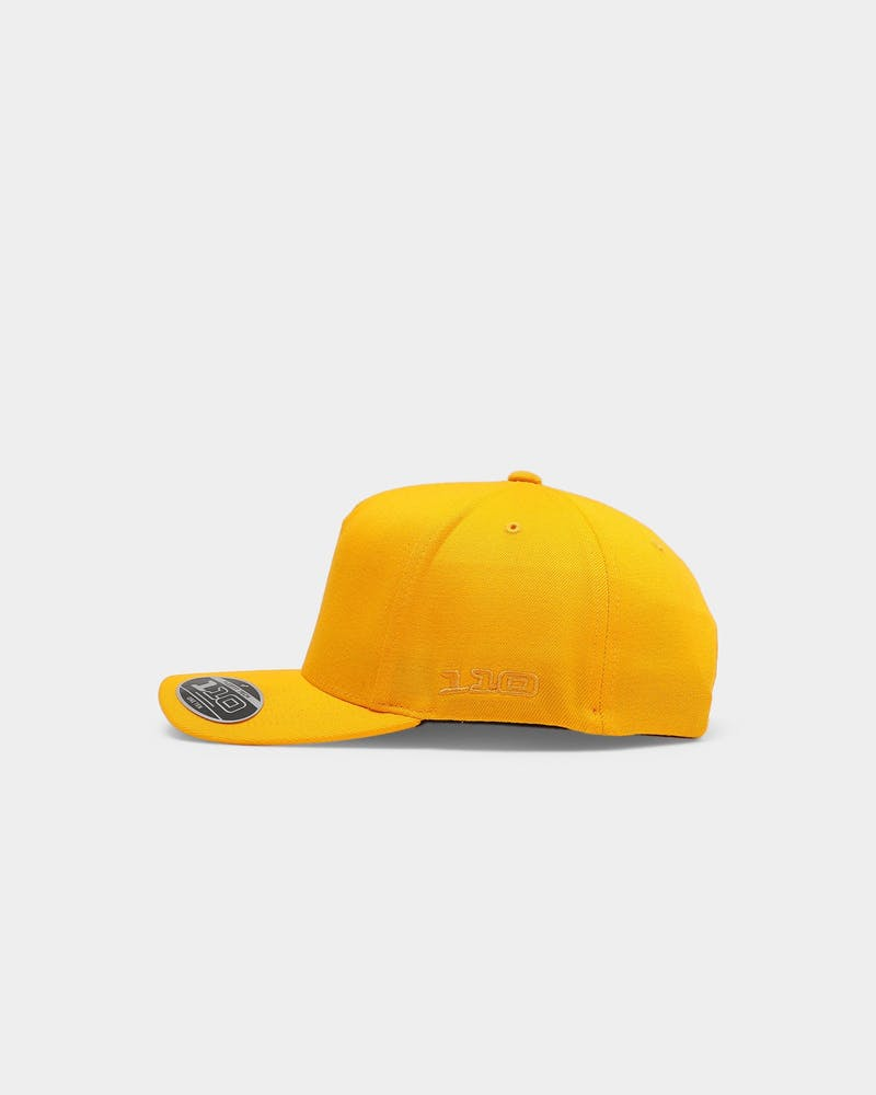 Flexfit 110 Mirage Cap Gold