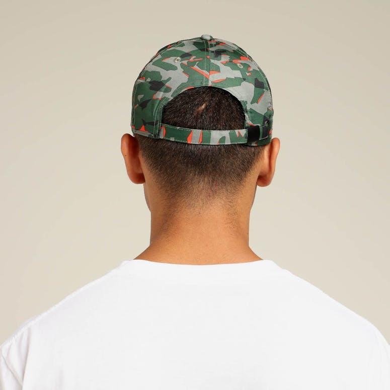 da0153408d8 Nike NSW Heritage 86 Cap Camo Orange – Culture Kings