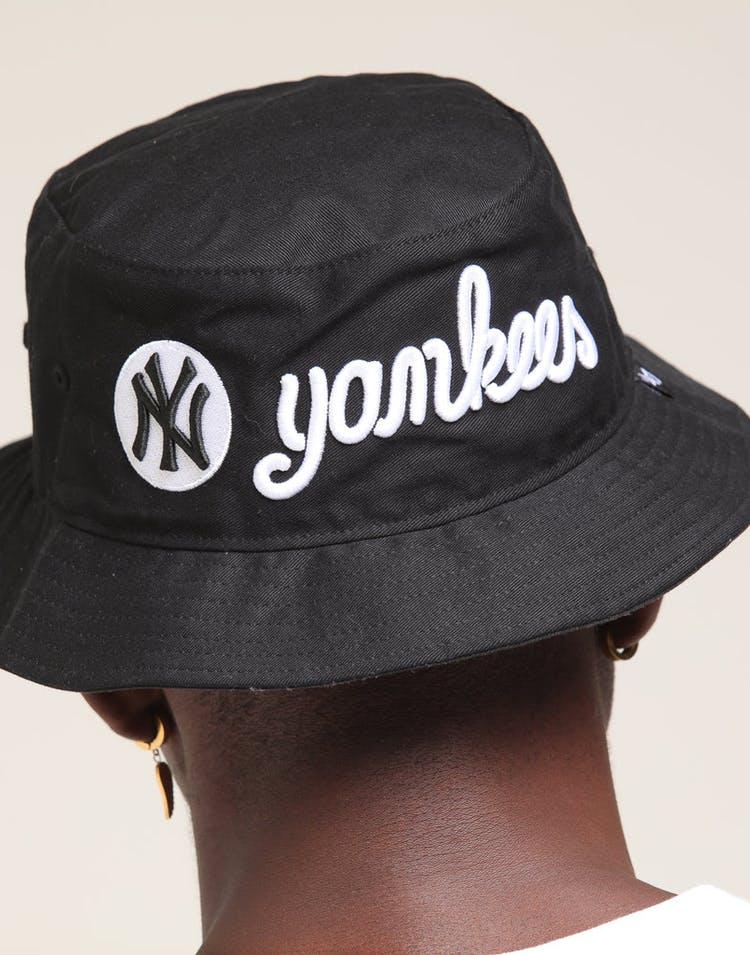 2c0147e03 47 Brand New York Yankees Global Art Bucket Black