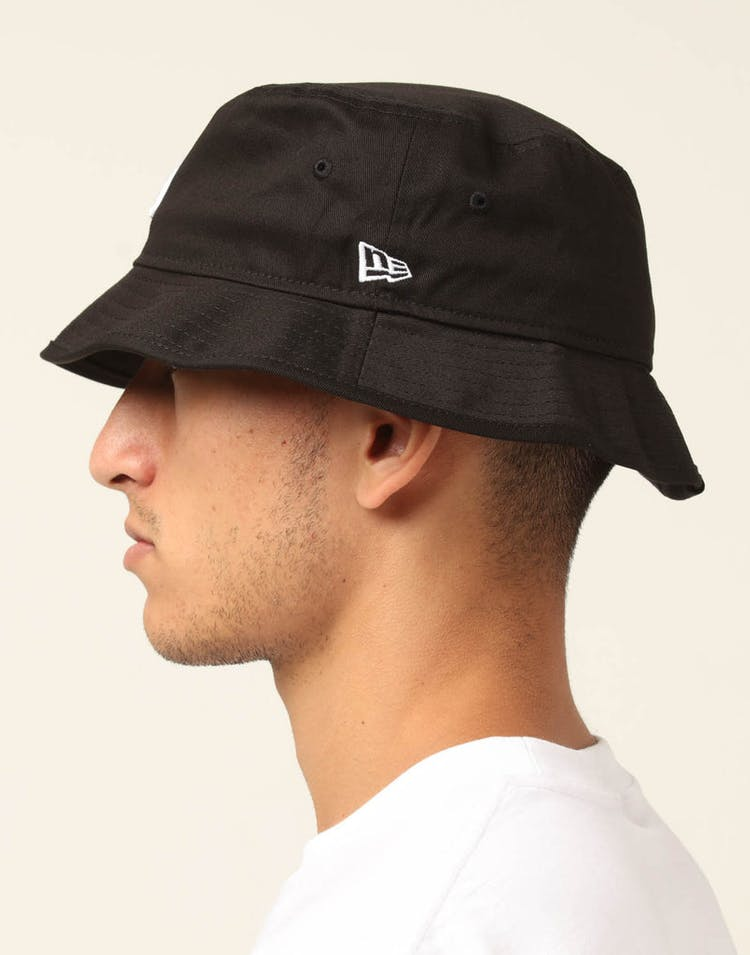 New Era Los Angeles Dodgers Bucket Hat Black/White
