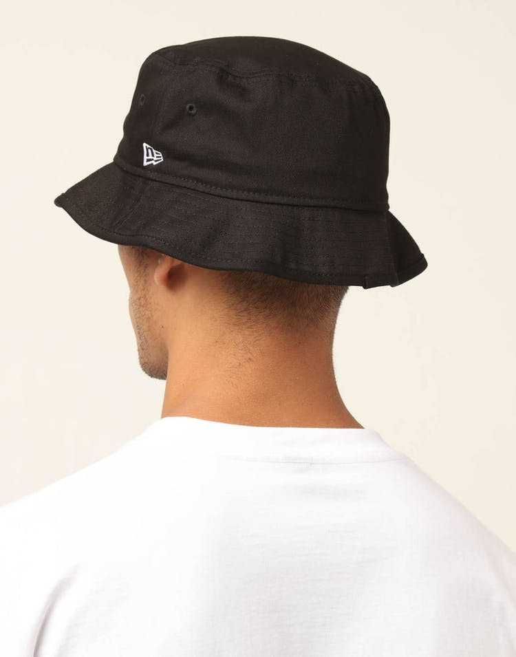 a7ea8313e New Era Philadelphia 76ers Bucket Hat Black/White