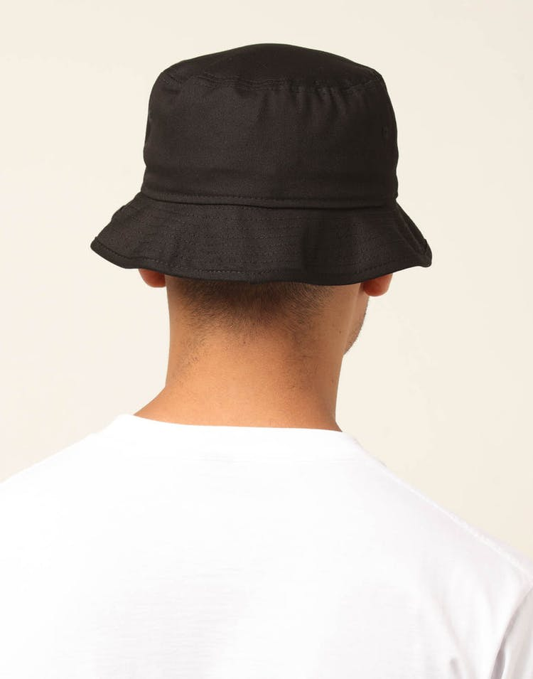 fbae628f New Era Philadelphia 76ers Bucket Hat Black/White – Culture Kings