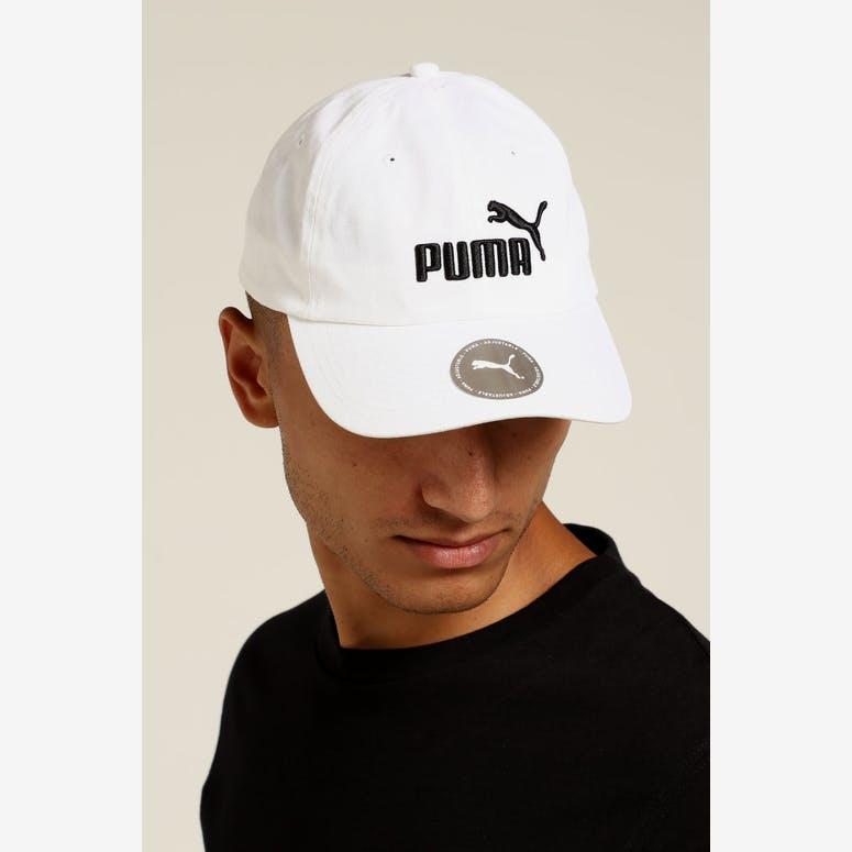 Puma ESS Cap White – Culture Kings 4450106fd
