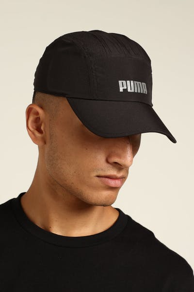 PUMA Performance Running Cap Black