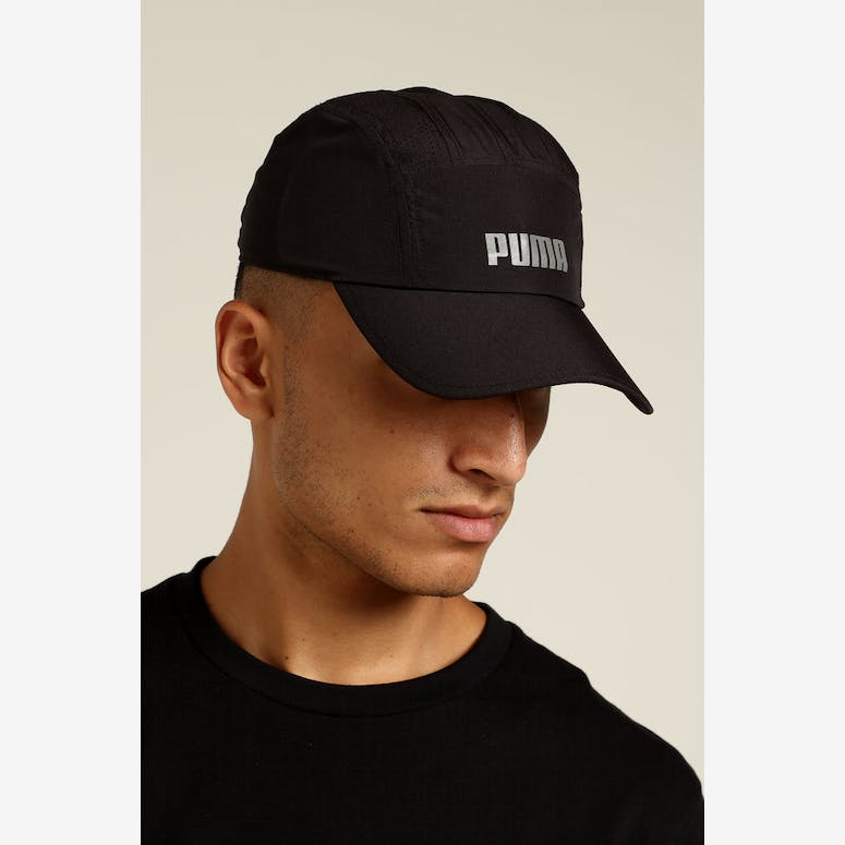 cc6328b1dec PUMA Performance Running Cap Black – Culture Kings
