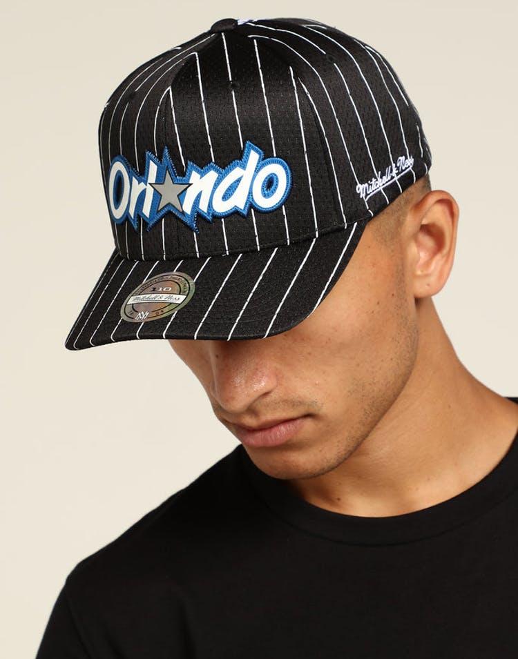 afc3e5eab3e9cb Mitchell & Ness Orlando Magic Icon 110 Snapback Black/White – Culture Kings