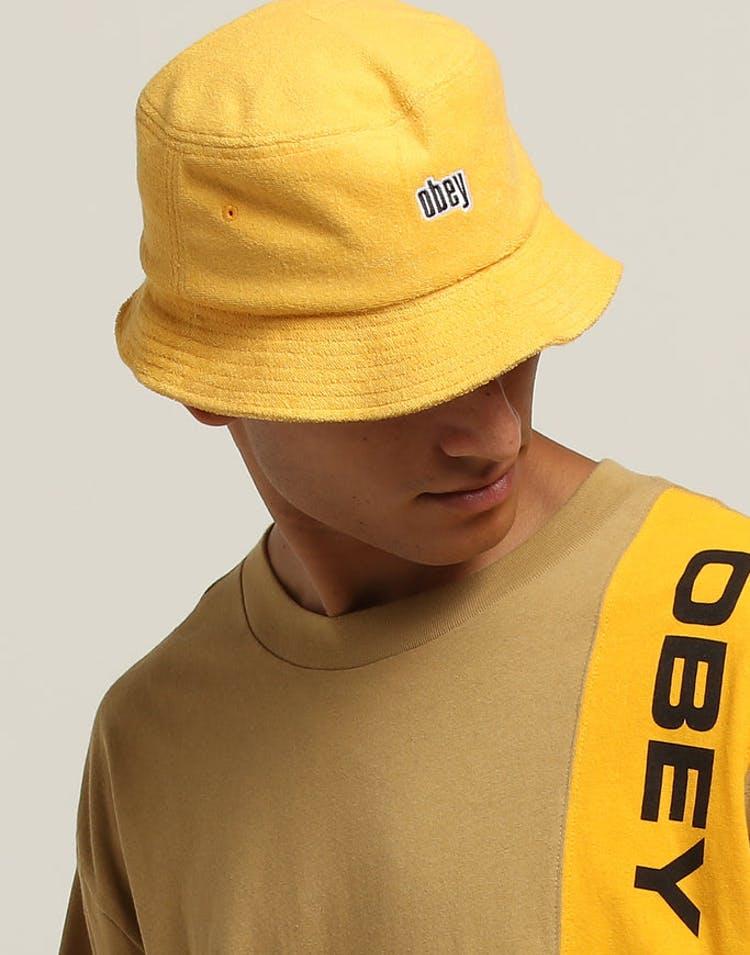 9f42fd55 Obey Unwind Bucket Hat Yellow – Asblrcr