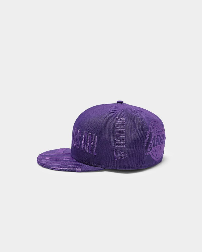 New Era Los Angeles Lakers 59FIFTY '19 Fitted Purple